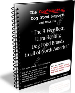 The Dog Food Report