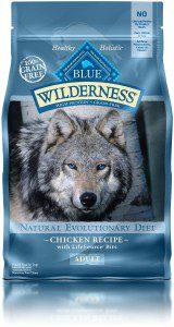 Blue Buffalo dog food is a top 10 best dog food