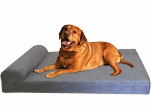 Orthopedic Dog Bed For Pugs